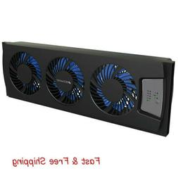 Group Bionaire Thin Window Fan with Comfort Control Thermost