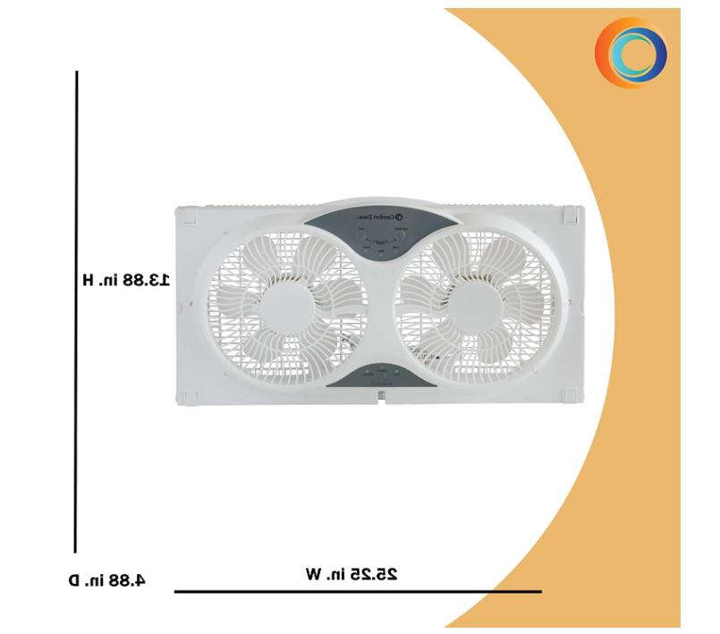 Comfort CZ310R Window Cooling With Remote Control